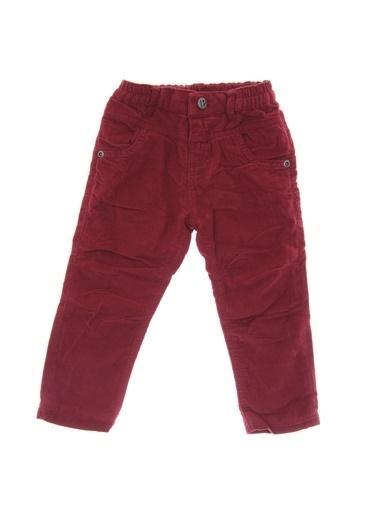 Panço Erkek Bebek Basic Kadife Pantolon 9931190100 Bordo